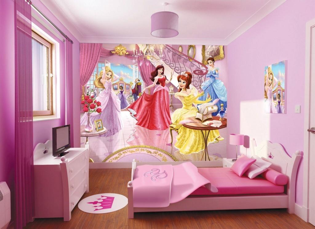 Kids Room Beautiful Colorful Design Ideas