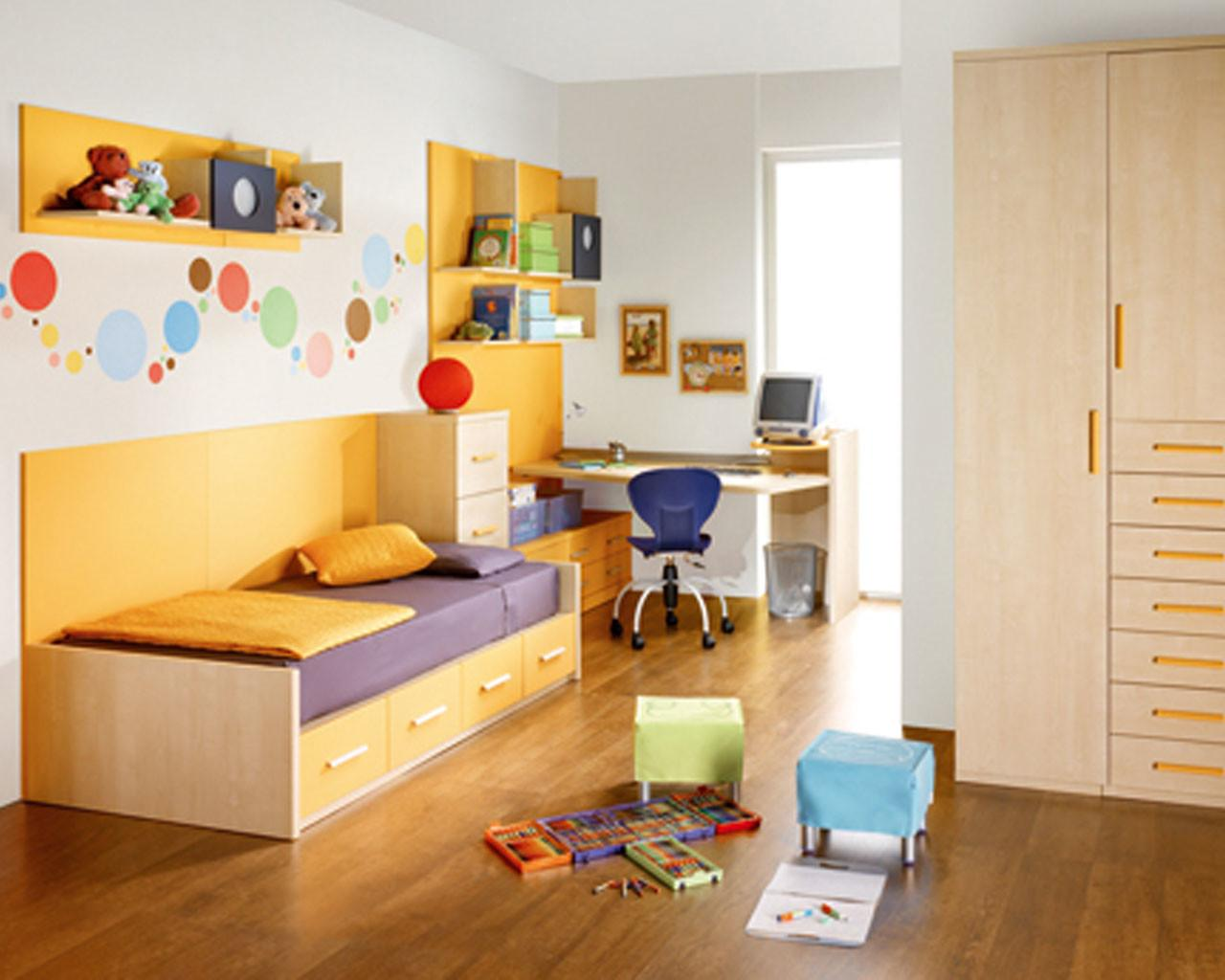 Kids Room Decor Design Ideas Easy Yet Effective