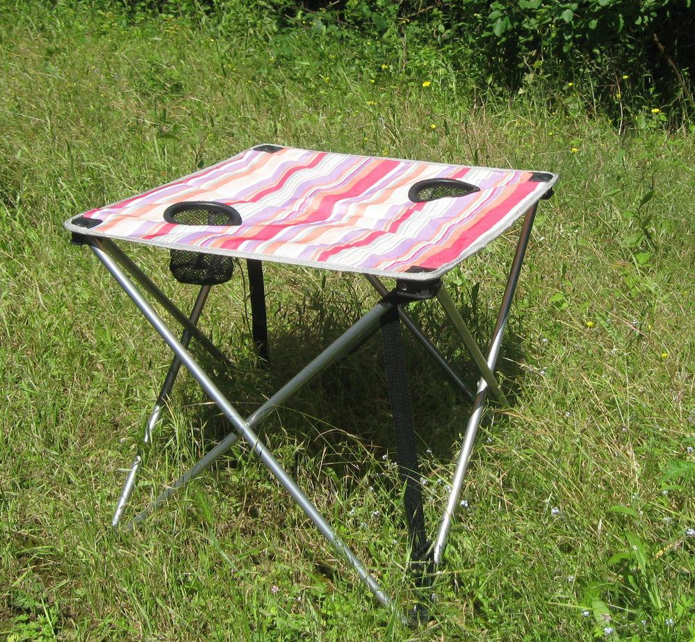 Kids Small Scribble Malibu Camping Table Folding