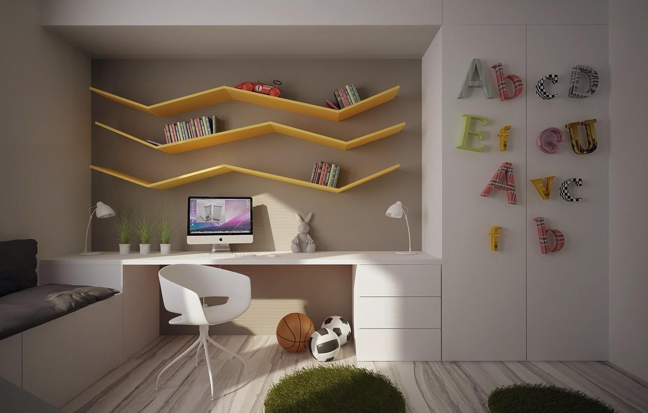 Kids Study Room Designs Decorating Ideas Design