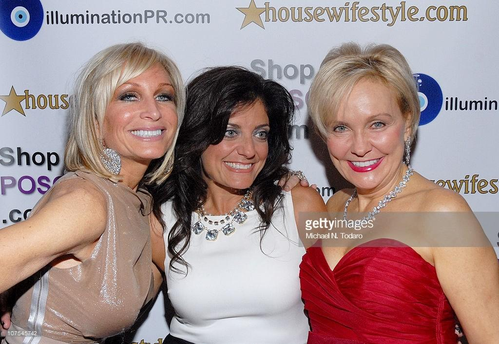 Kim Depaola New Jersey Housewives Holiday Party Getty