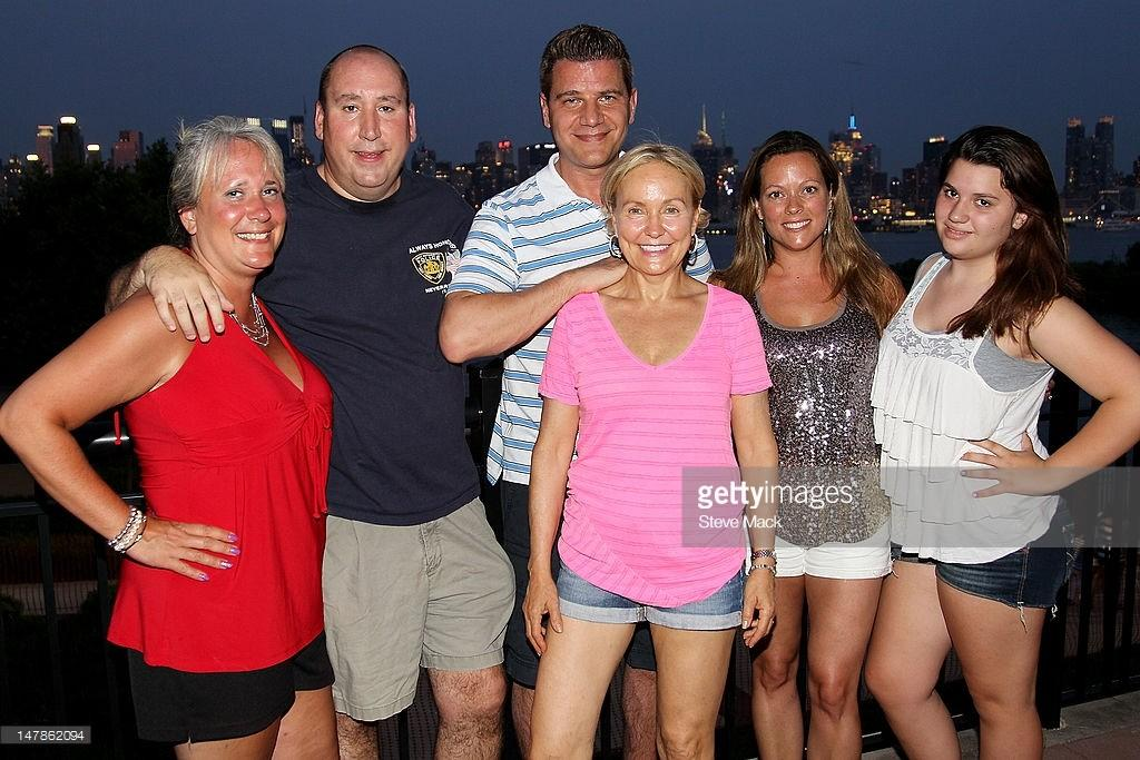 Kim Granatell Fourth July Party Getty