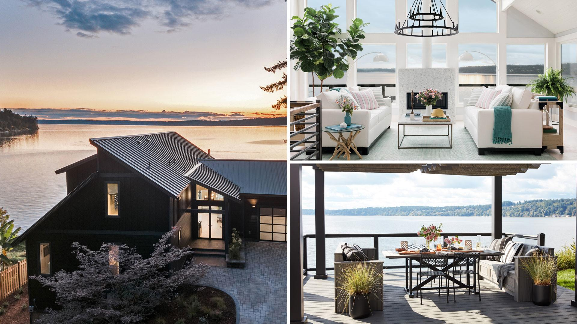 King5 Gig Harbor Waterfront Home 2018