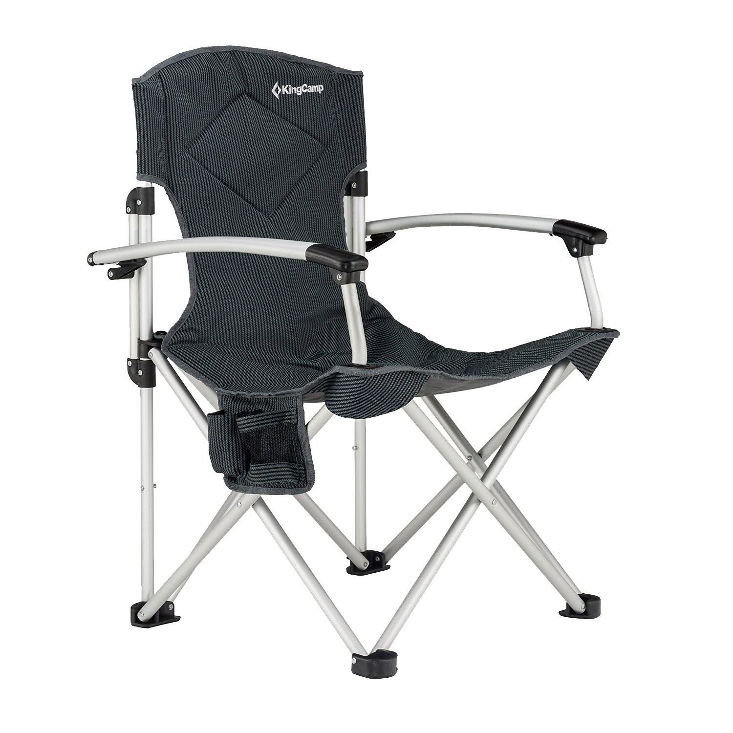Kingcamp Camping Chair Foldable Oversize Portable Quad