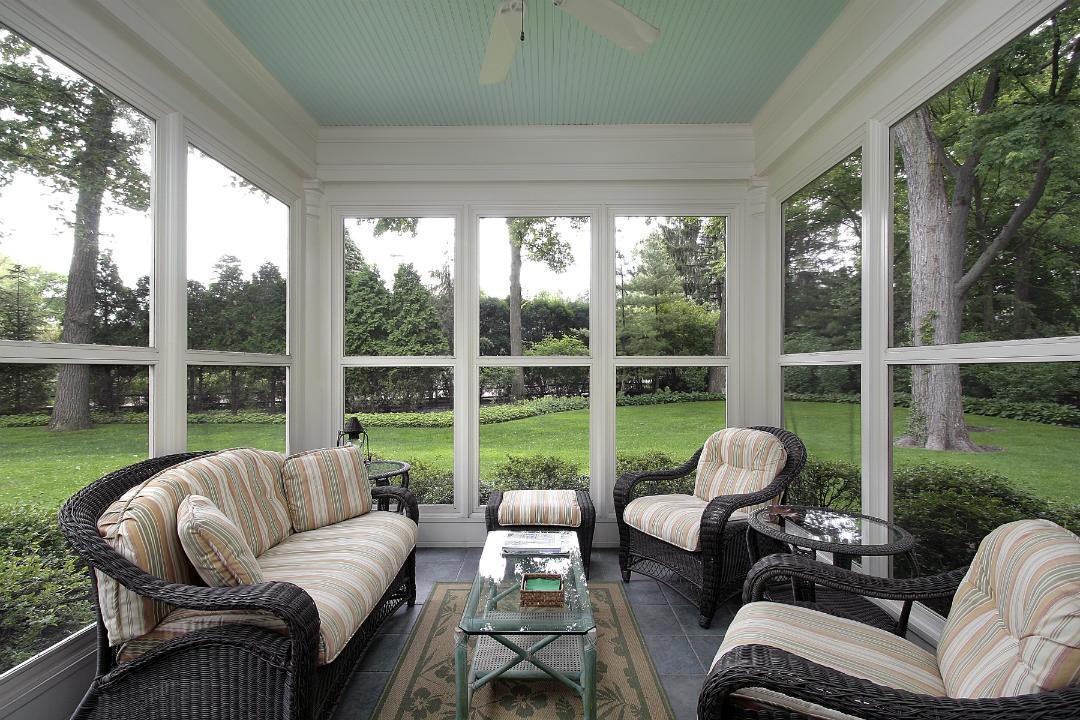 Kingwood Screened Porch Project