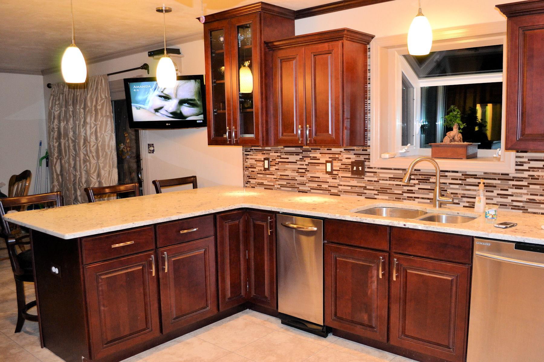 Kitchen 2017 Average Cost Reface Cabinets