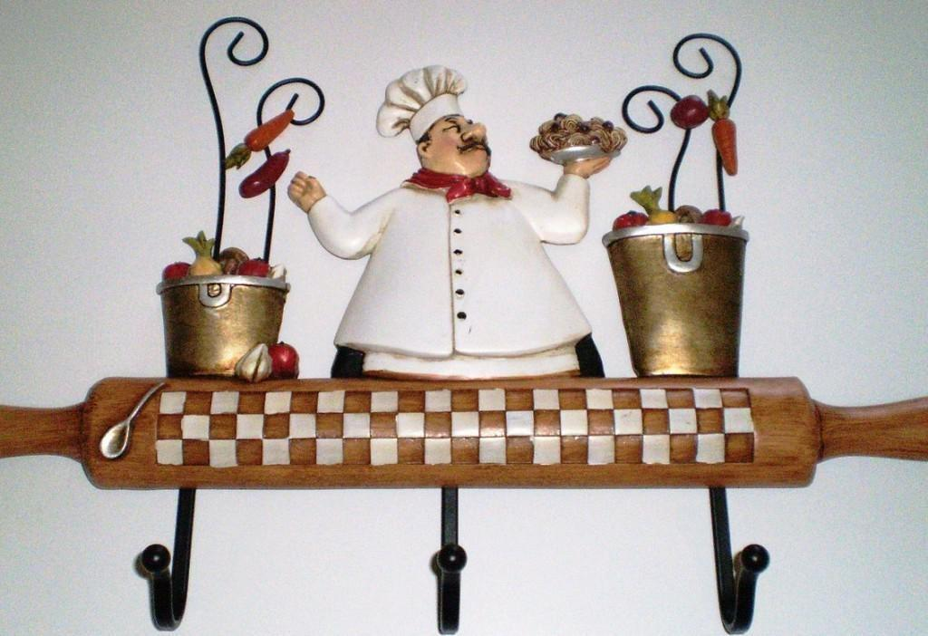 Kitchen Awesome Chef Decor Accessories
