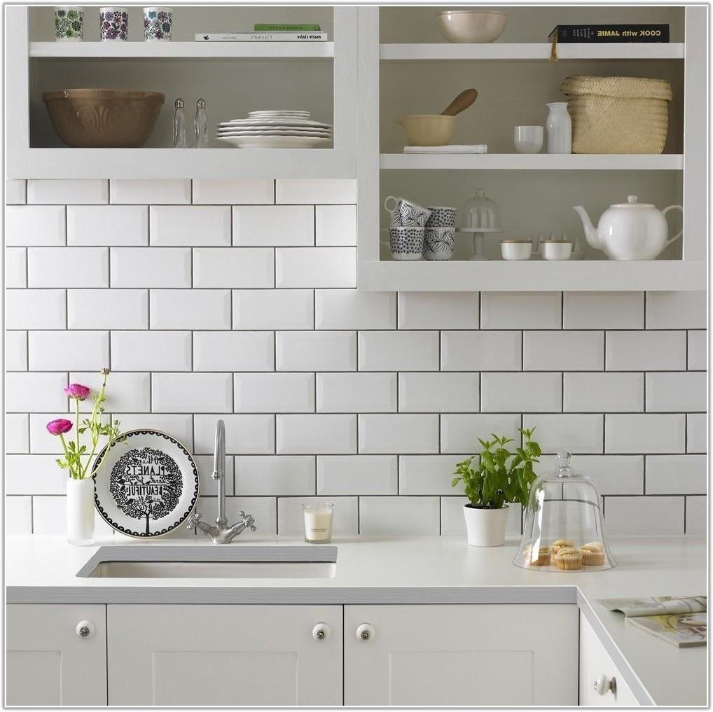 Kitchen Brick Style Wall Tiles Home Decorating