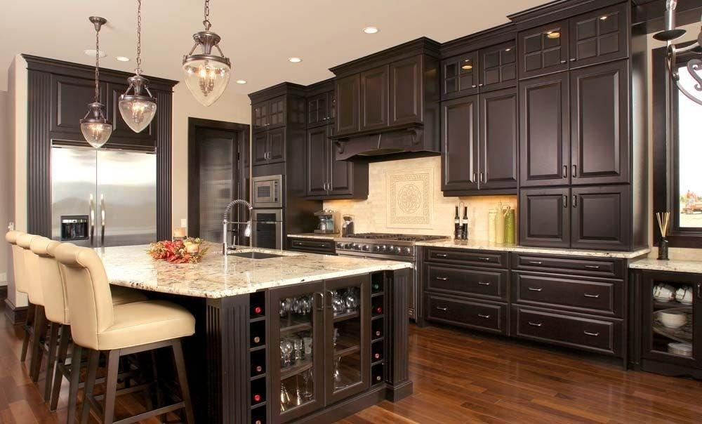 Kitchen Cabinets Colors Home Room