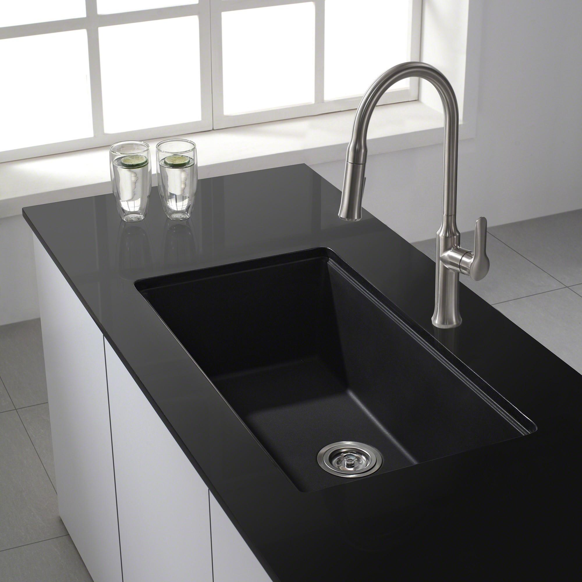 Kitchen Collection Affordable Granite Sink