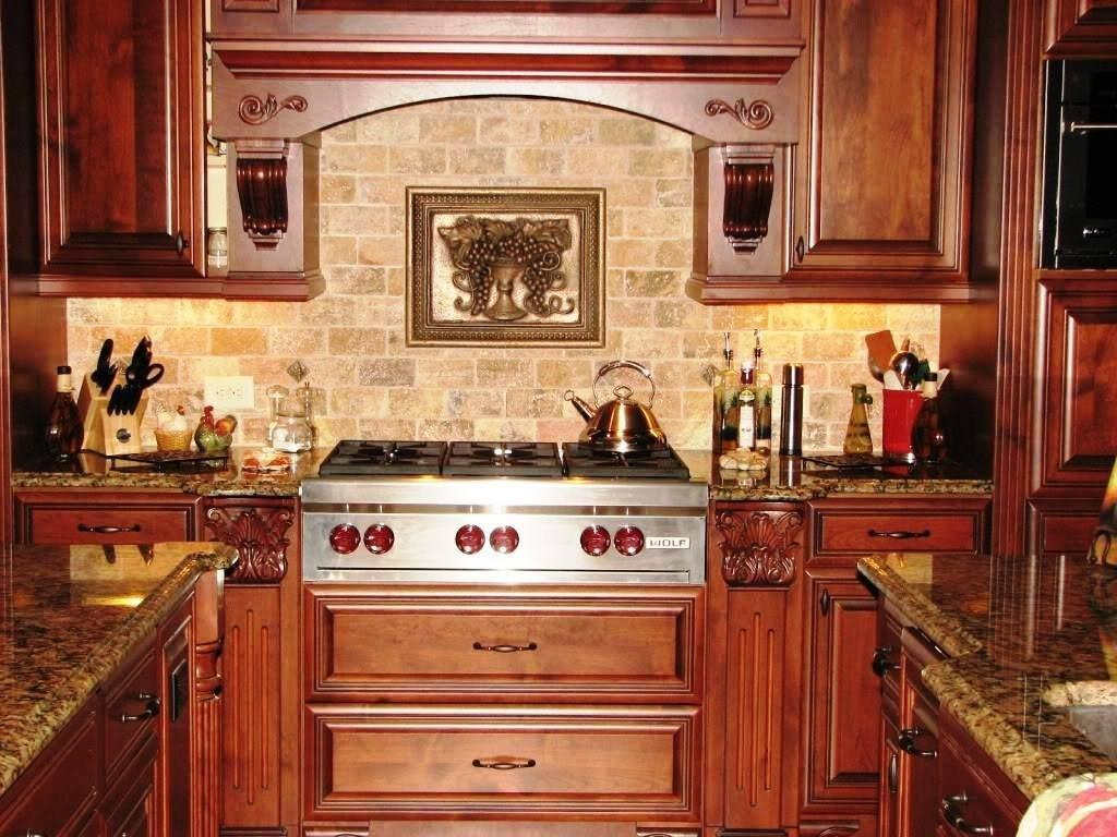 Kitchen Contemporary Backsplash Ideas Dark