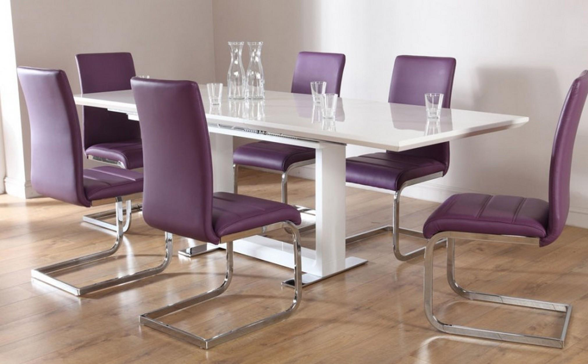 Kitchen Contemporary Dining Room Tables Chairs