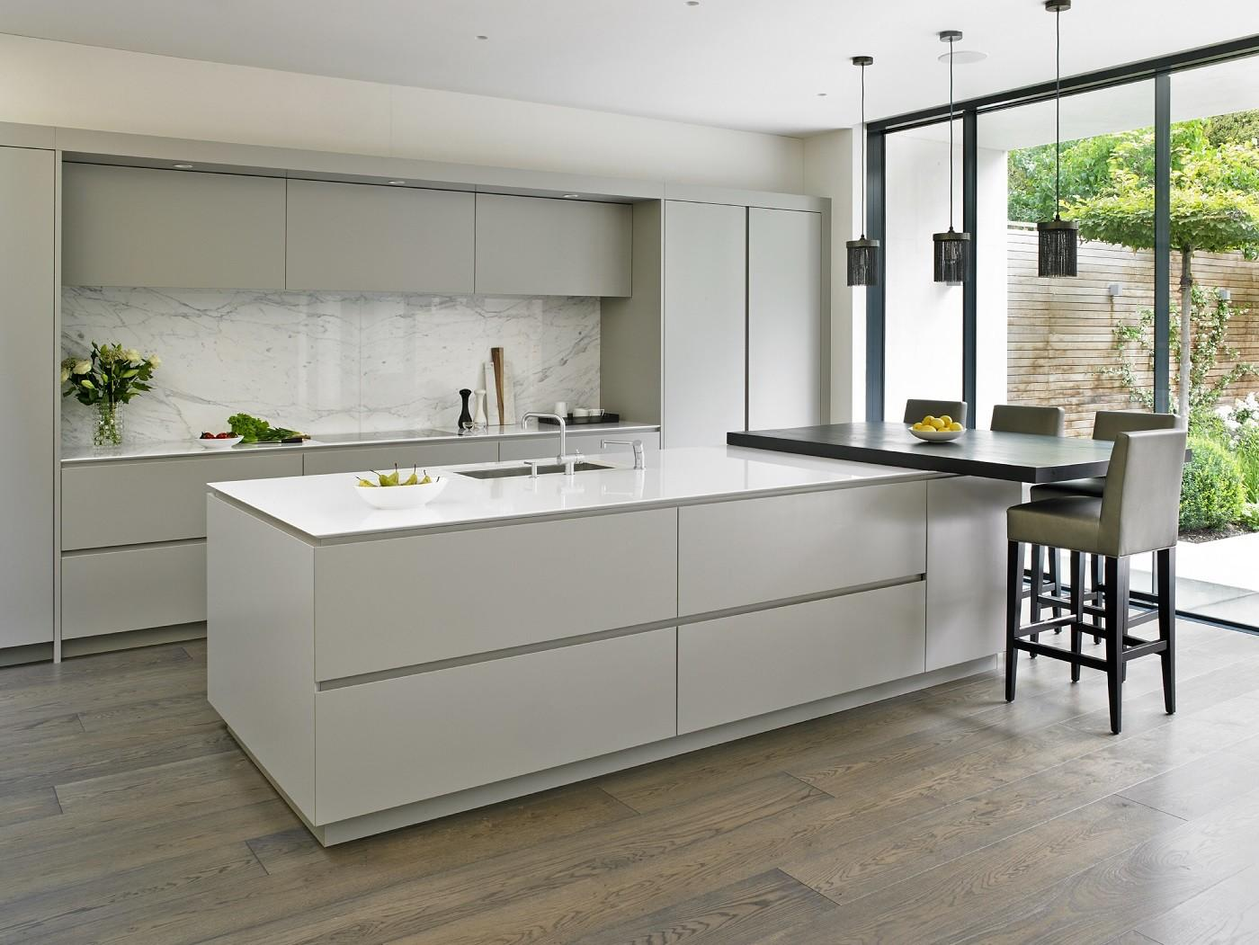 Kitchen Contemporary Modern Cabinets