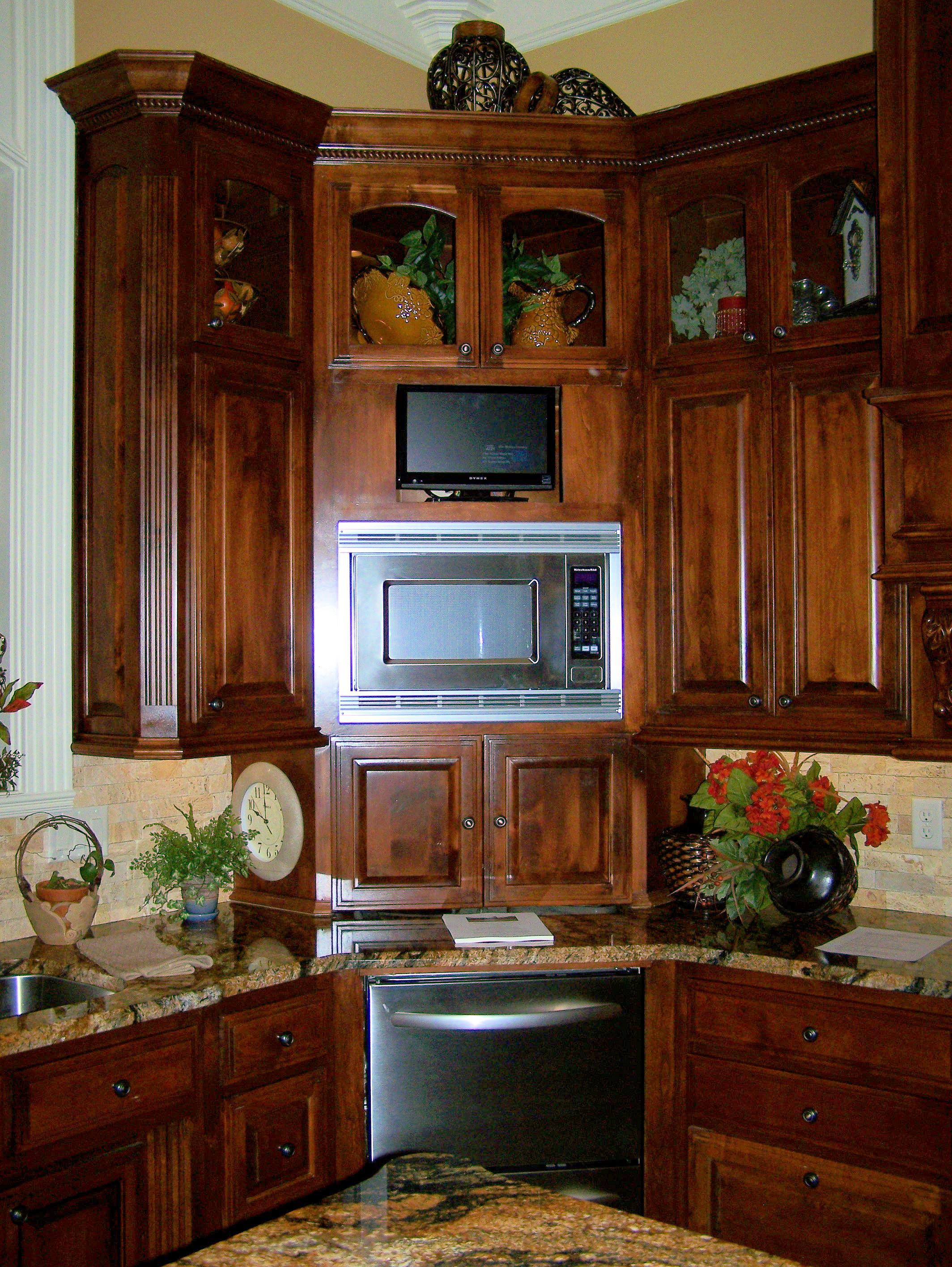 Kitchen Corner Cabinet Design Ideas Kitchentoday