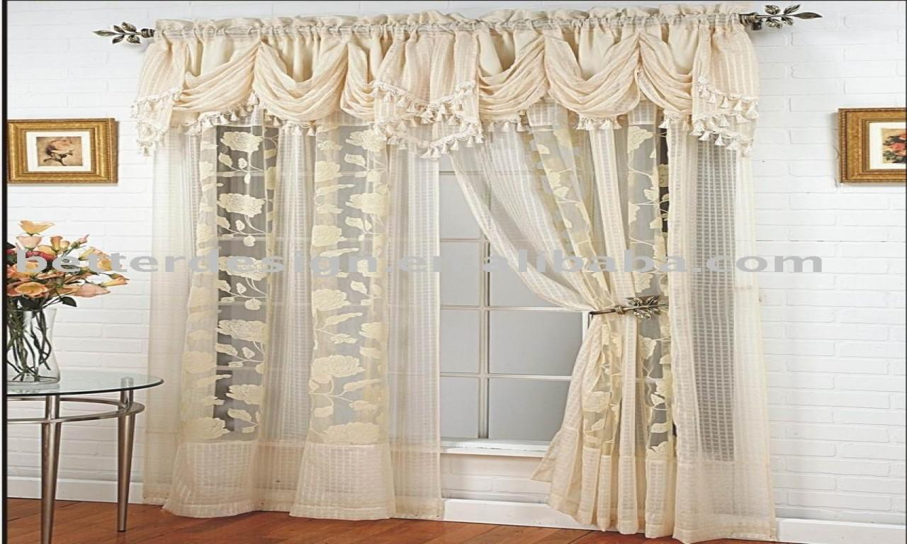 Kitchen Curtain Valances Sheer Window Designs