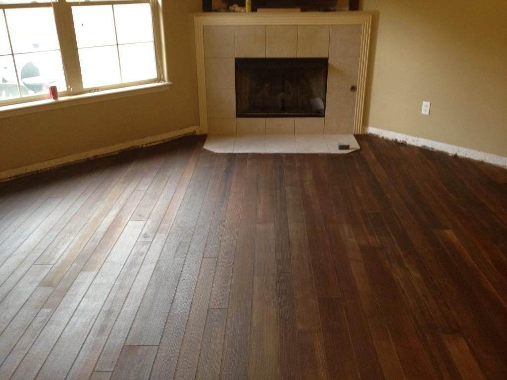 Kitchen Dark Hardwood Floors Most Widely Used Home Design