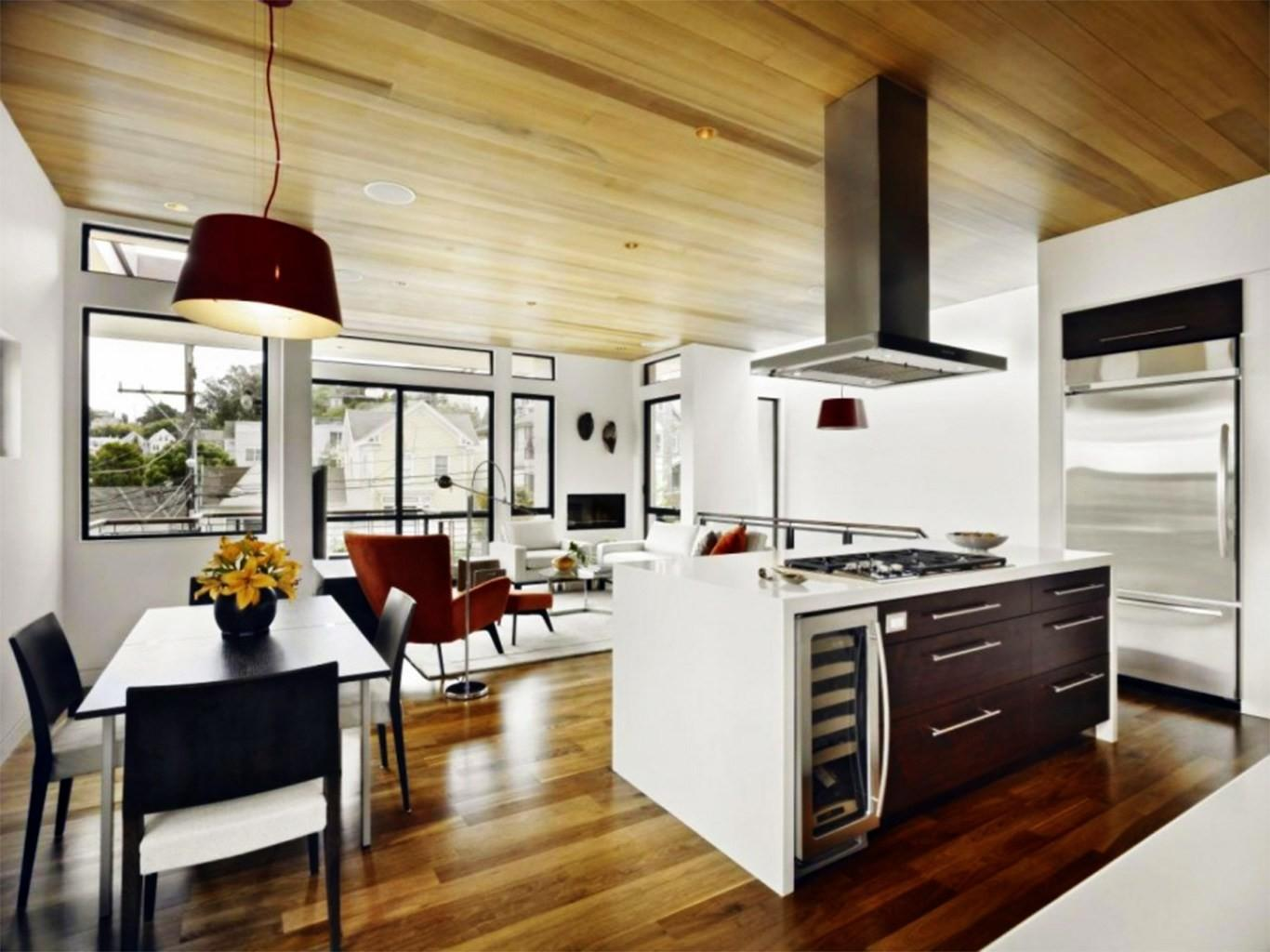 Kitchen Design Asian Simple Elegant Inspired Style