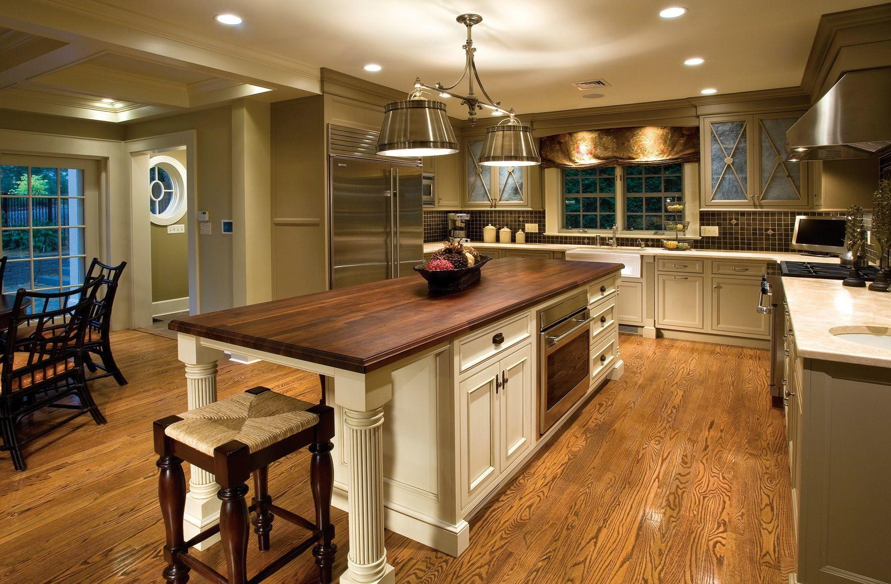 Kitchen Design Ideas Best Traditional Kitchens