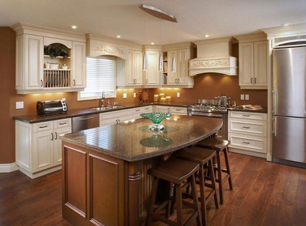 Kitchen Design Ideas White Cabinets Decobizz