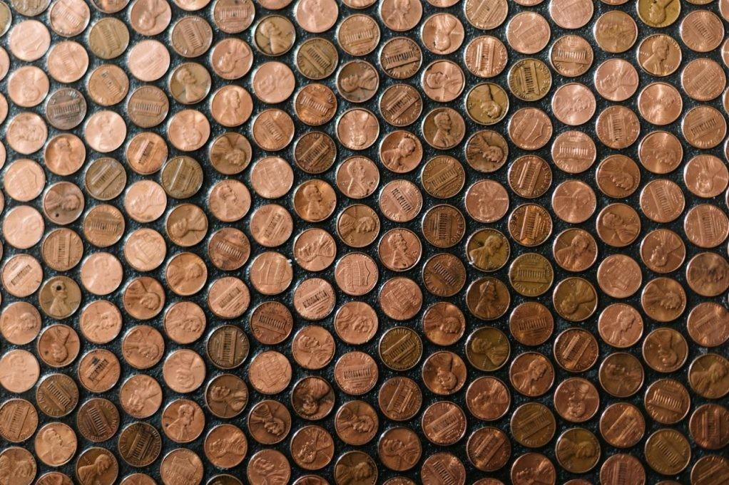 Kitchen Dining Metal Frenzy Copper