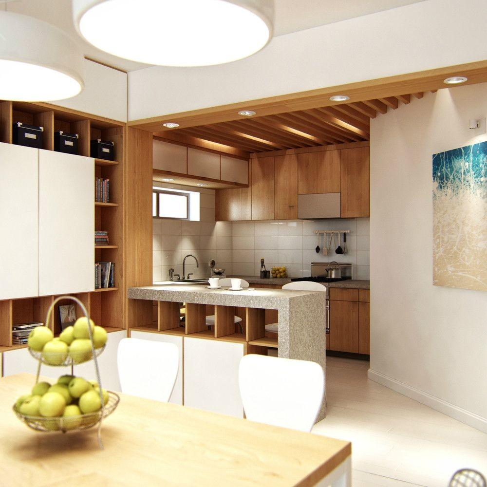 Kitchen Divider Design Ideas Awesome Contemporary