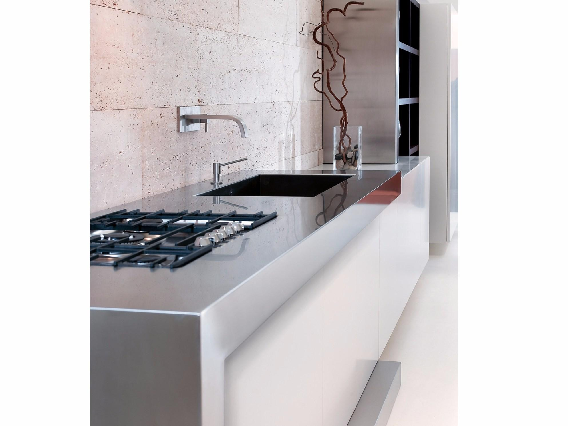 Kitchen Extraordinary Stainless Steel Industrial