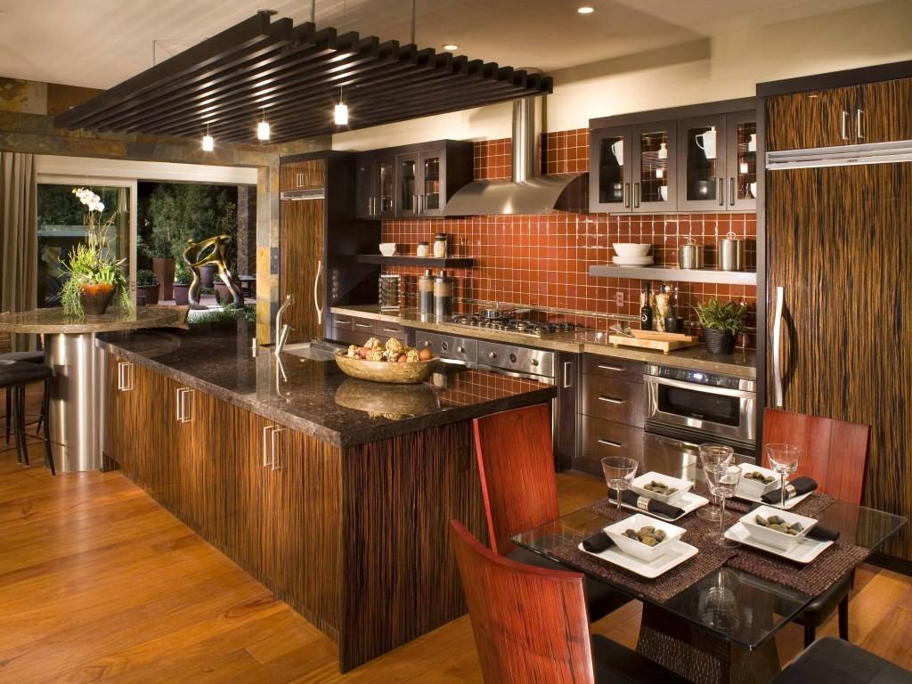 Kitchen French Style Rustic Italian Country