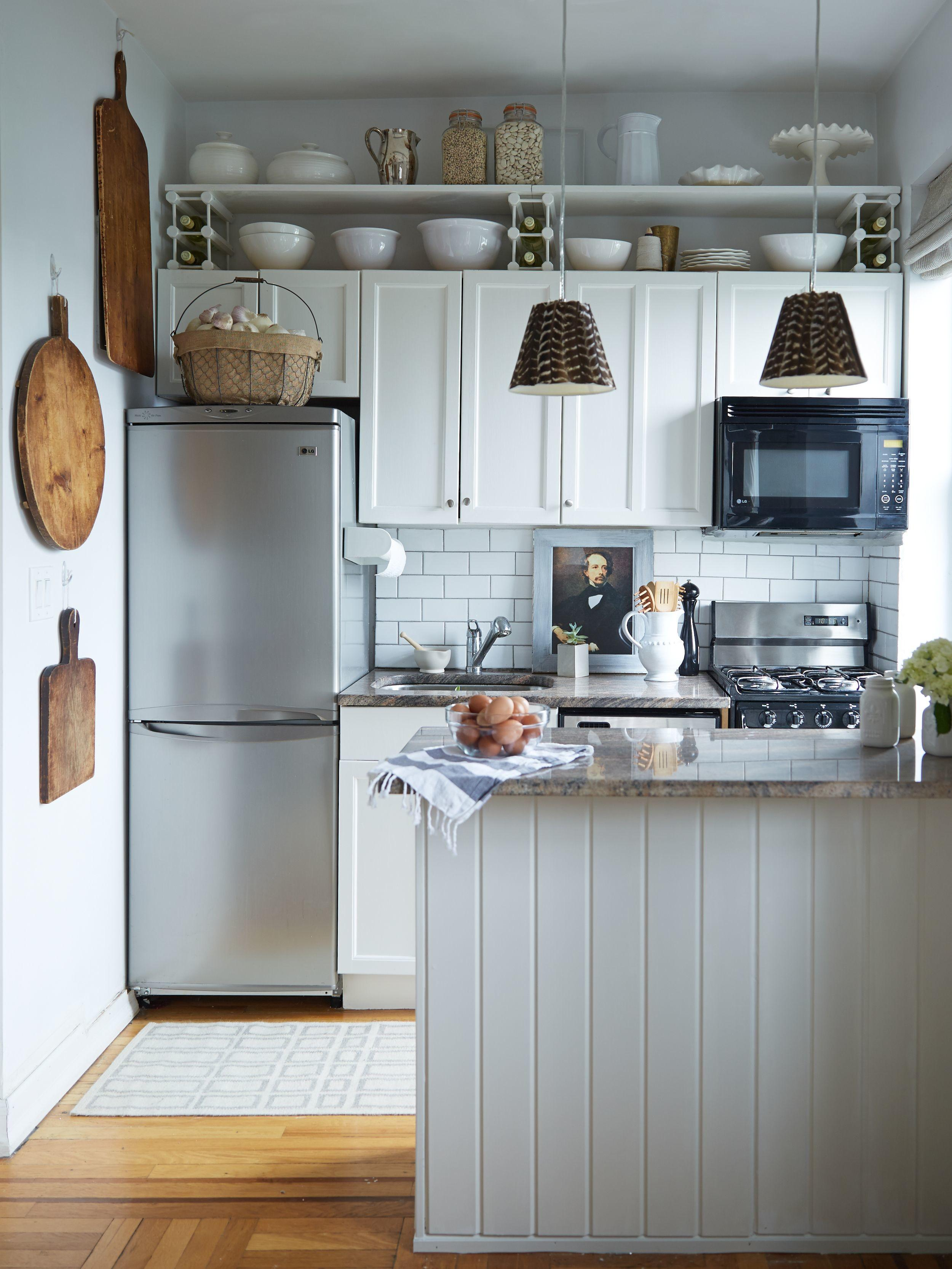 Kitchen Ideas Lovely Small Space Solutions
