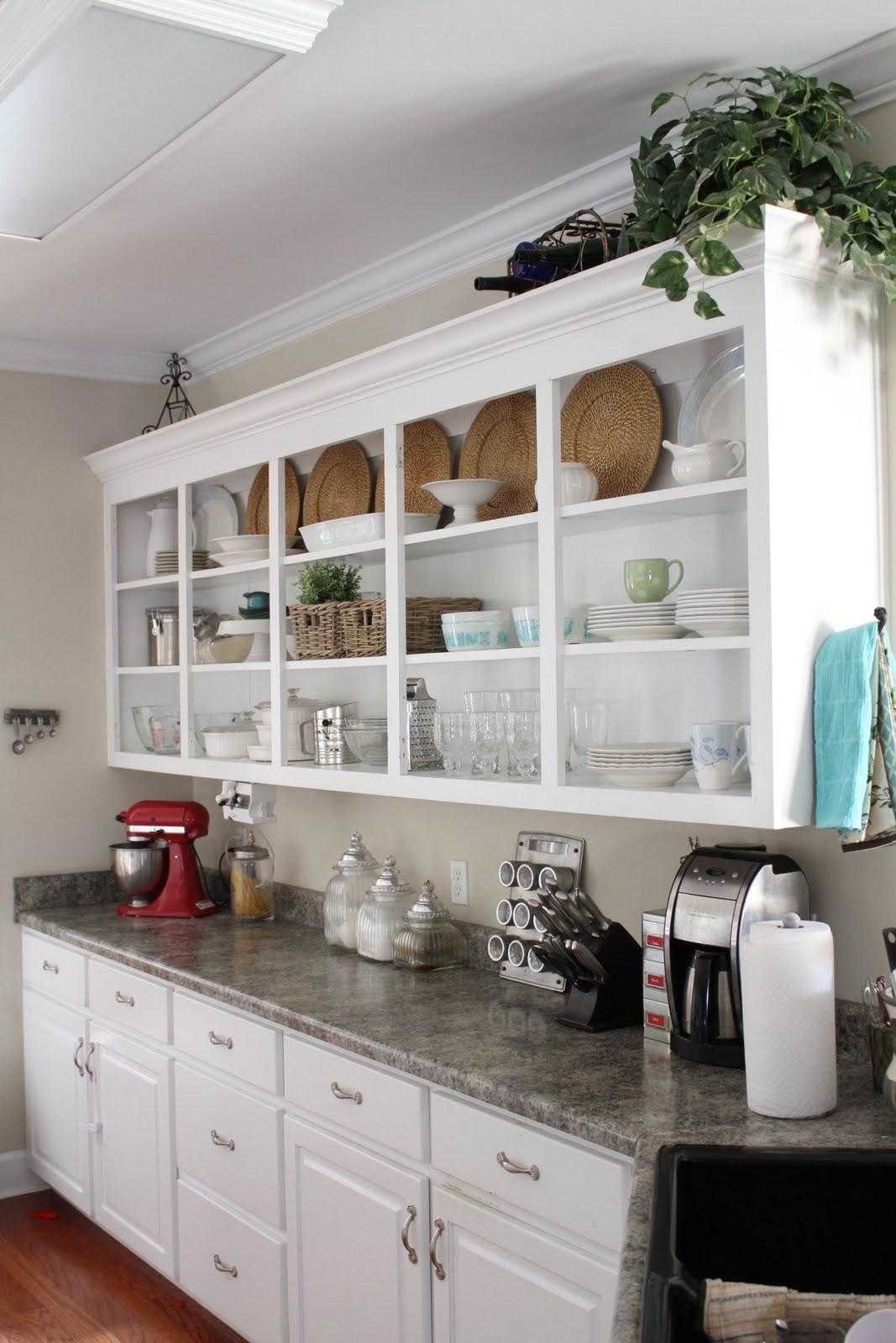 Kitchen Inspiration Swoon Worthy Open Shelving