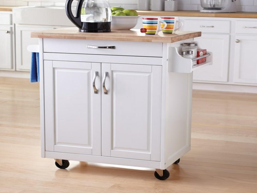 Kitchen Island Carts Ideas Small Spaces Home Design