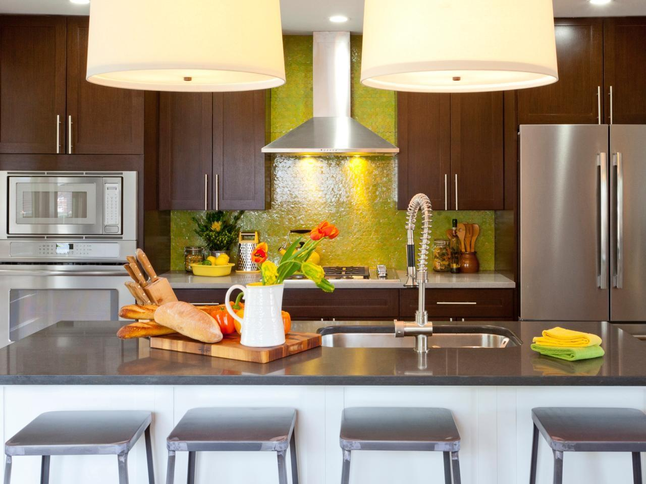 Kitchen Island Color Options