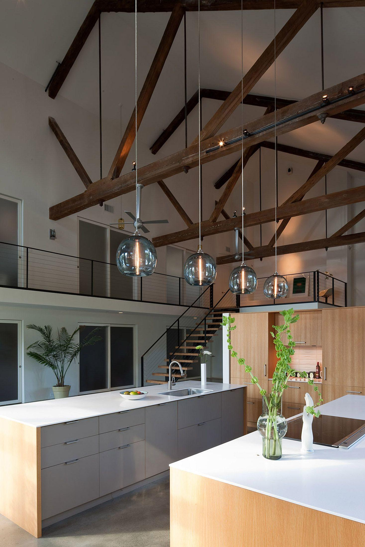Kitchen Lights Over Table Modern Cool Overhead