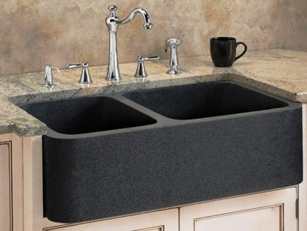 Kitchen Luxury Design Small Granite Composite Sinks Decor