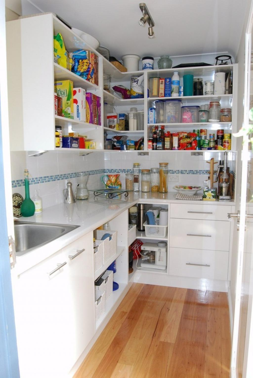 Kitchen Need Walk Pantry Amazing