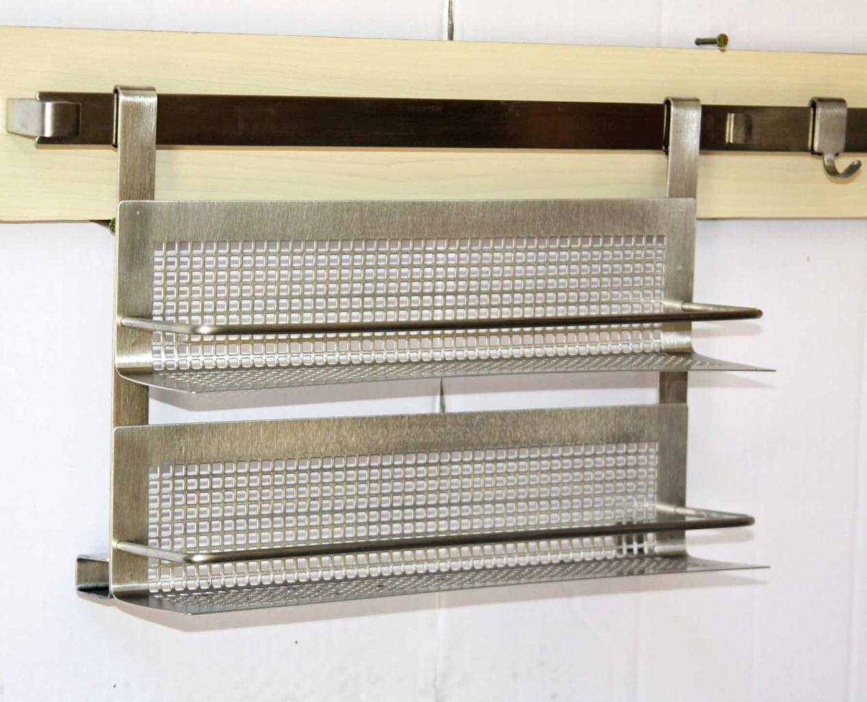 Kitchen New Stainless Steel Wall Shelves