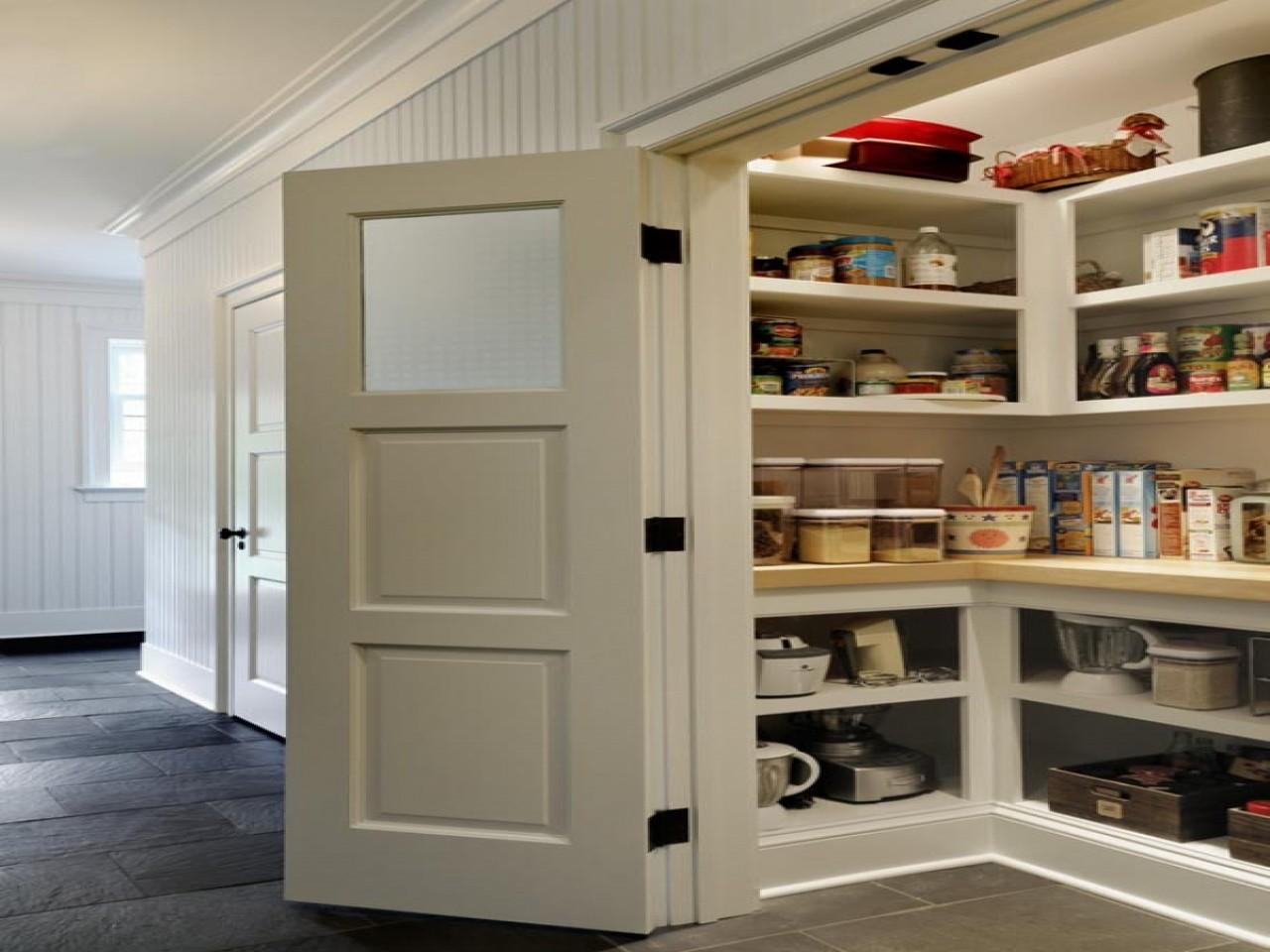 Kitchen Pantry Door Ideas Design