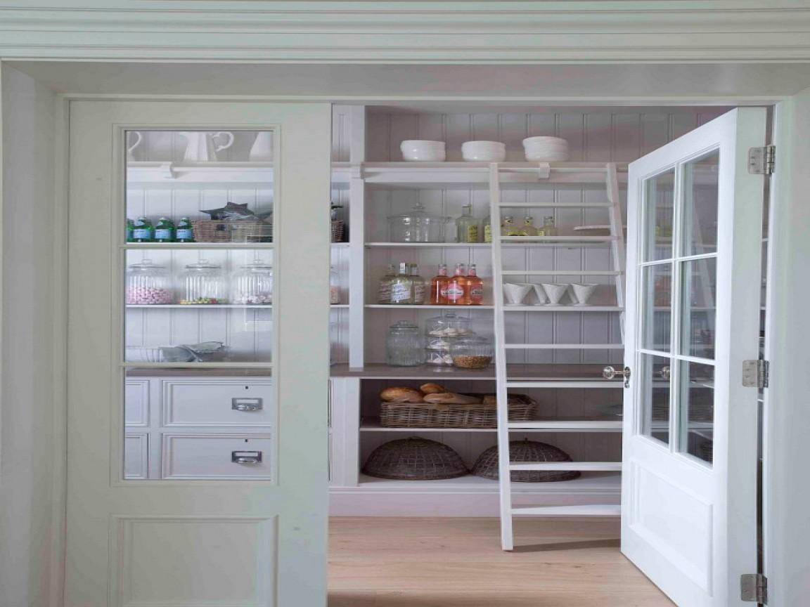 Kitchen Pantry Door Ideas Features