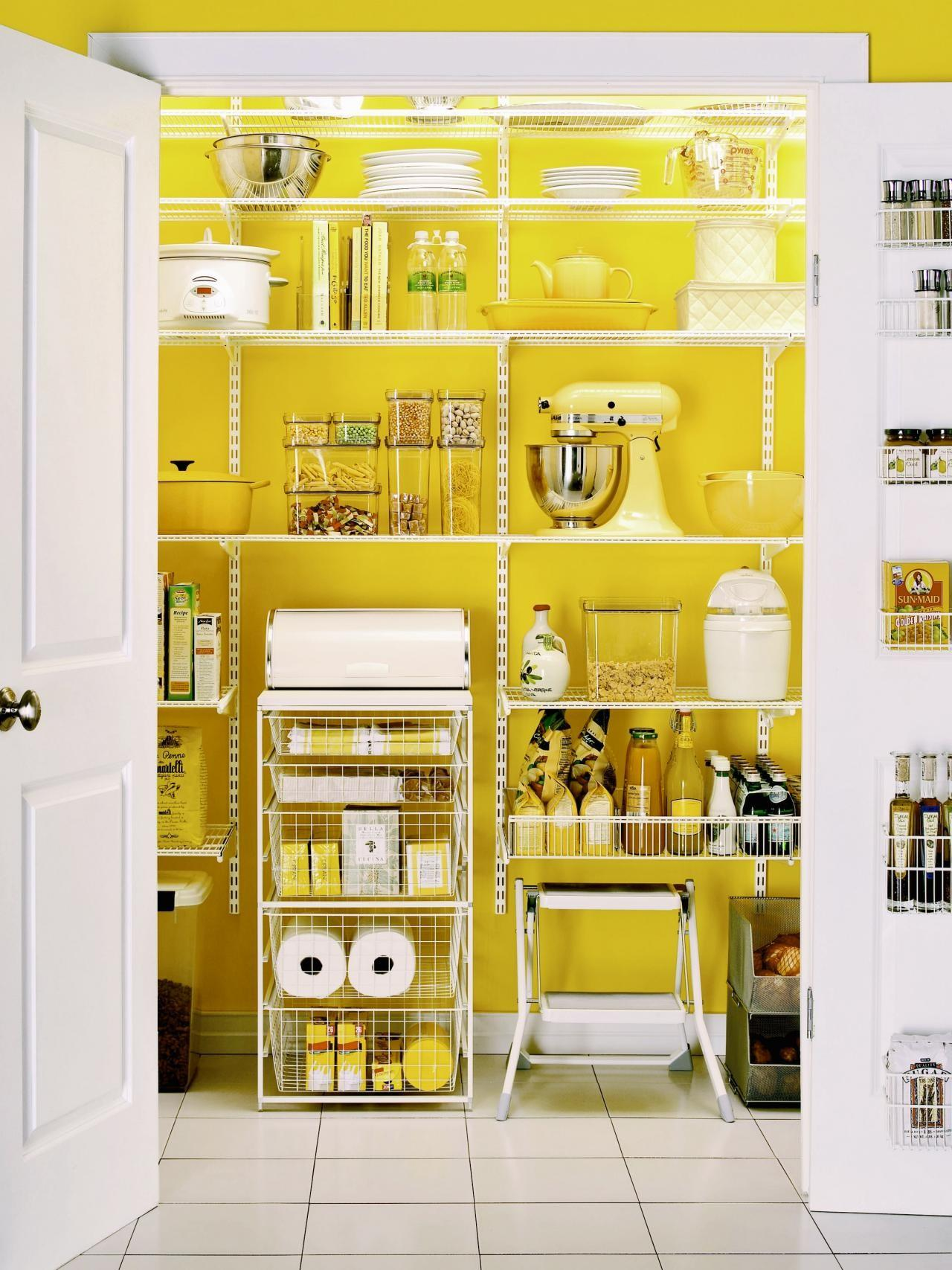 Kitchen Pantry Options Ideas Efficient
