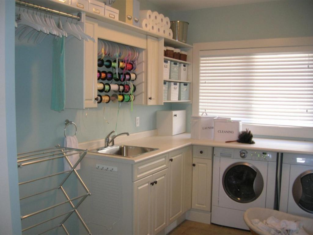 Kitchen Small Pantry Ideas Shelving Blue