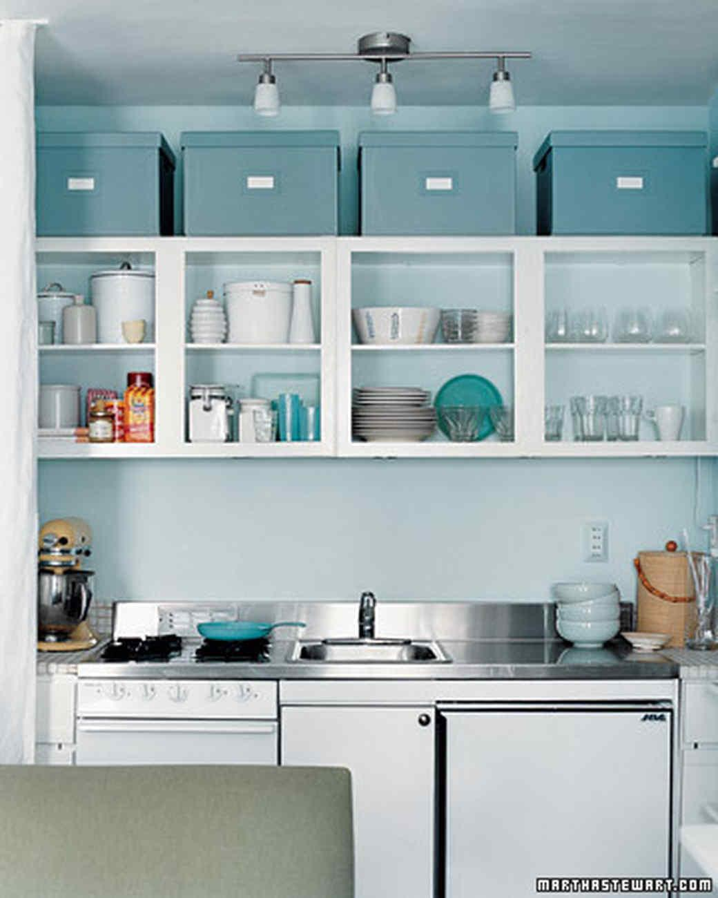 Kitchen Storage Organization Martha Stewart