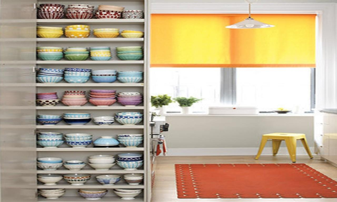 Kitchen Storage Solutions Small Spaces