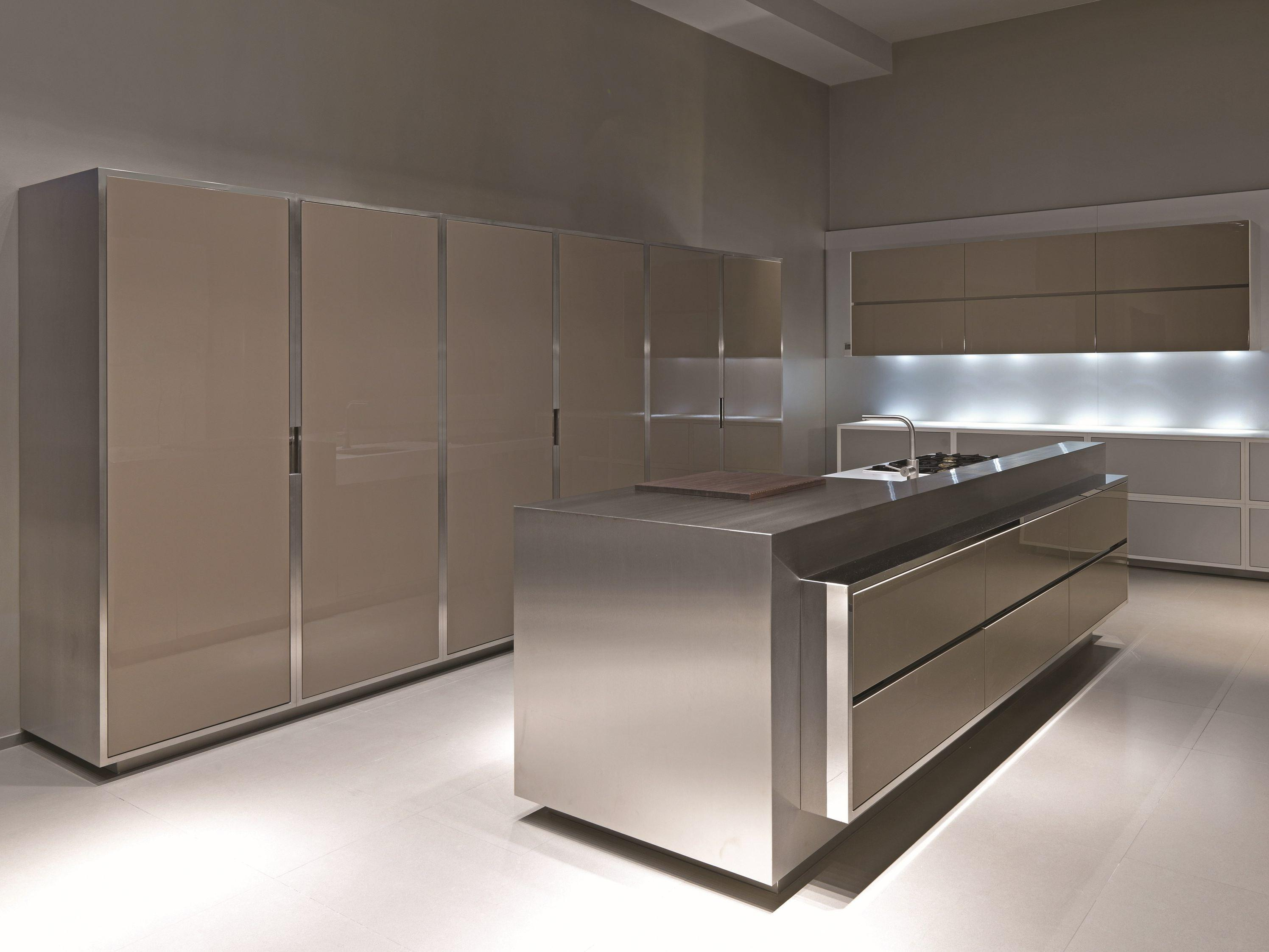 Kitchen Superb Industrial Style Island Stainless