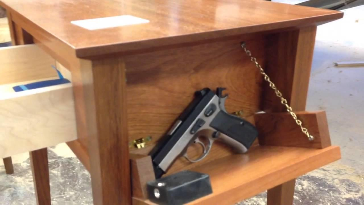 Kitchen Table Gun Storage House Afifahnabilaaa