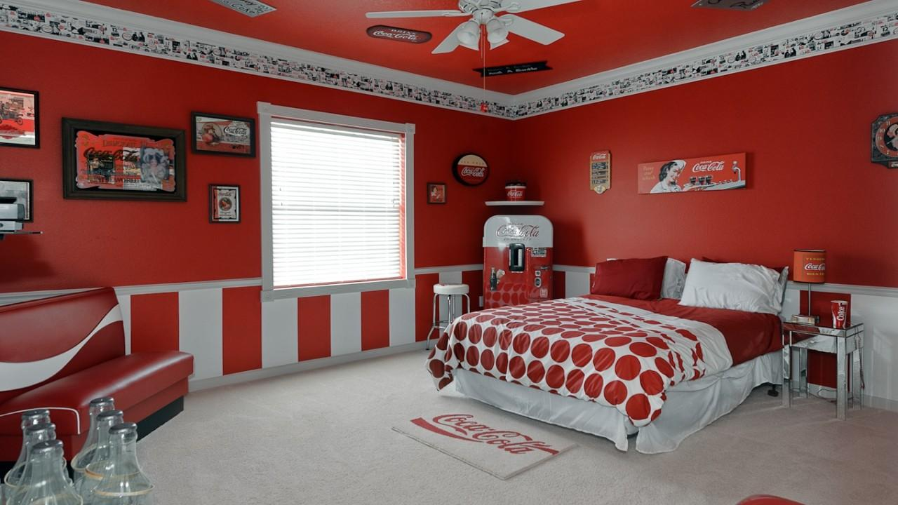 Kitchen Themes Colors Coca Cola Decals Stickers
