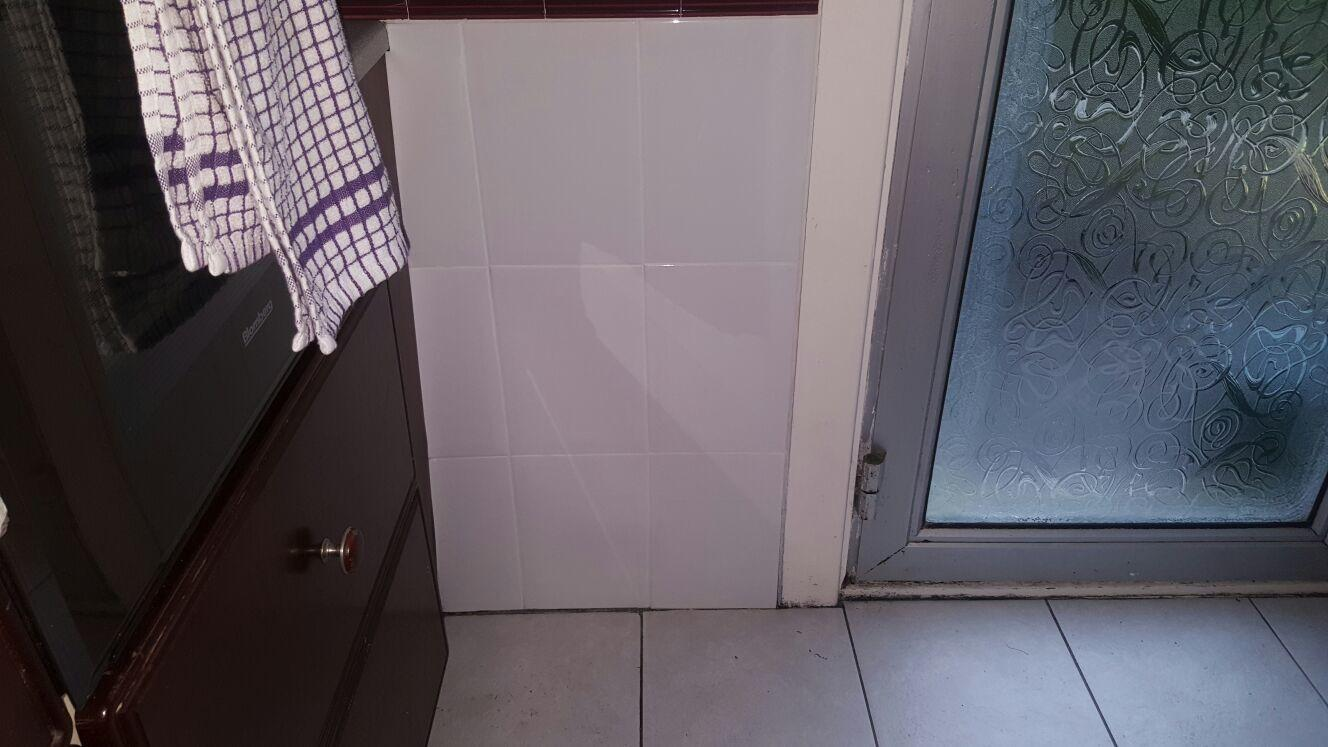 Kitchen Tile Grout Refresh Protection