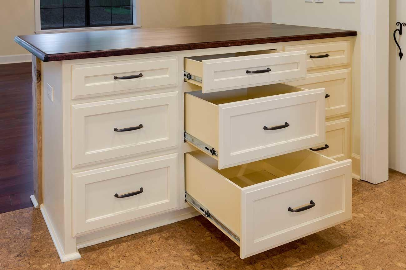 Kitchen Top Drawers Practical