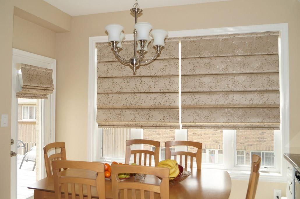 Kitchen Window Treatments Drapes Shades Elegant