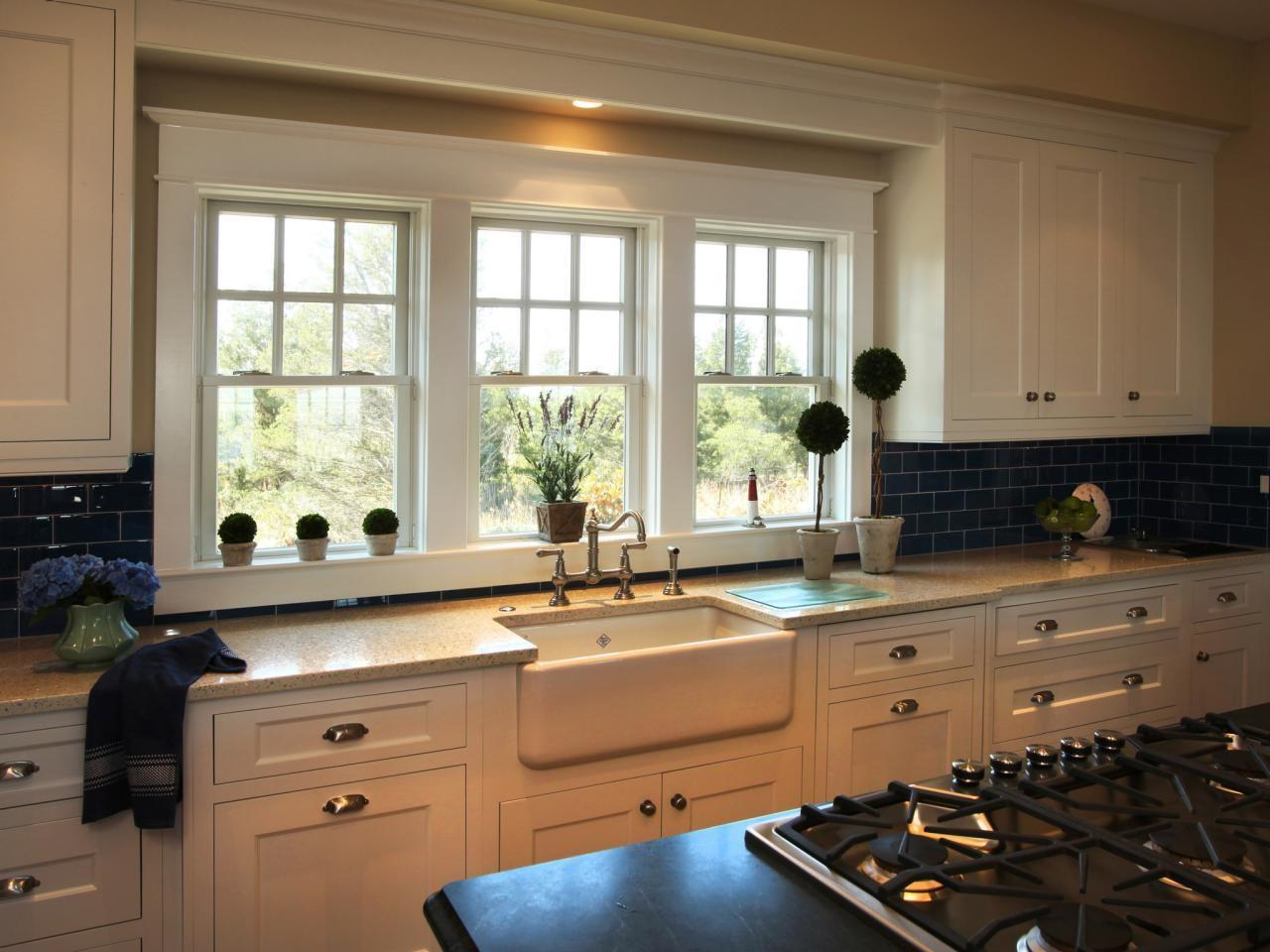 Kitchen Window Treatments Ideas Tips