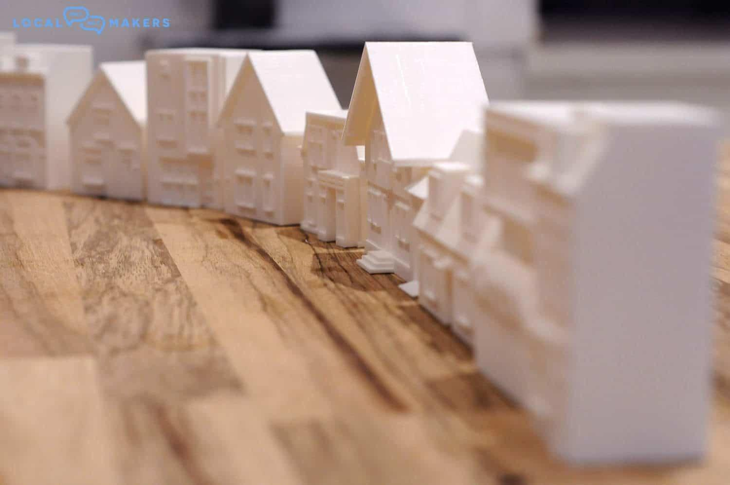 Klm Miniature Houses Local Makers