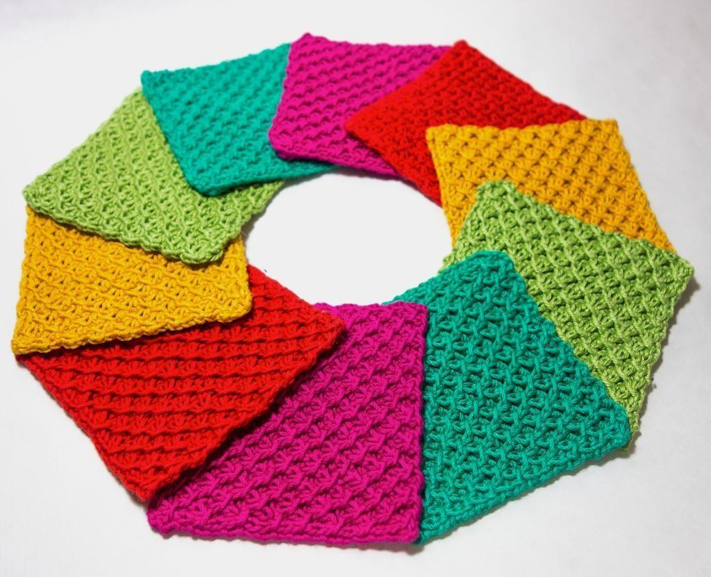 Excellent Diy Knitted Coasters That Will Thrill You Beautiful Pictures Decoratorist